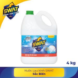 nước lau kính swat 4kg
