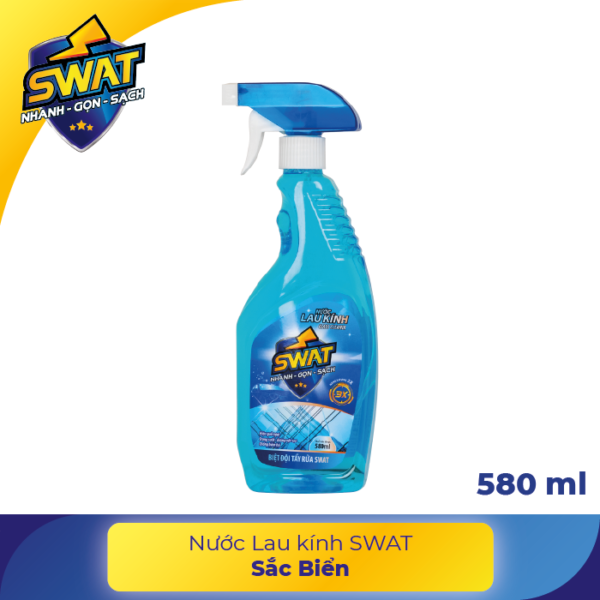 nước lau kính swat